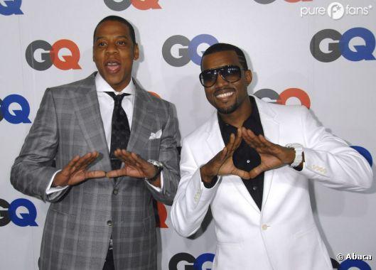Jay-Z et Kanye West bientôt en France!
