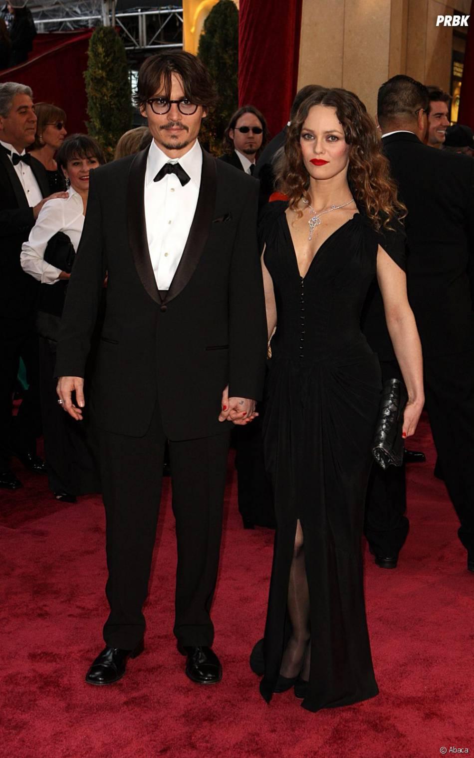 Fausses rumeurs de séparation pour Vanessa Paradis et Johnny Depp