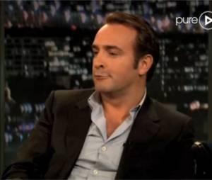Jean Dujardin imite le chameau au Jimmy Fallon Show