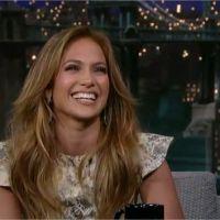 Jennifer Lopez au David Letterman show : son divorce la fait marrer (VIDEO)
