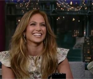 Jennifer Lopez rit de son divorce à la télévision