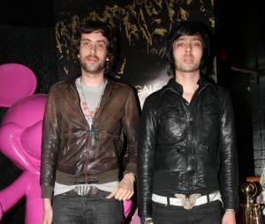 Le duo français Justice sera au festival des Vieilles Charues 2012