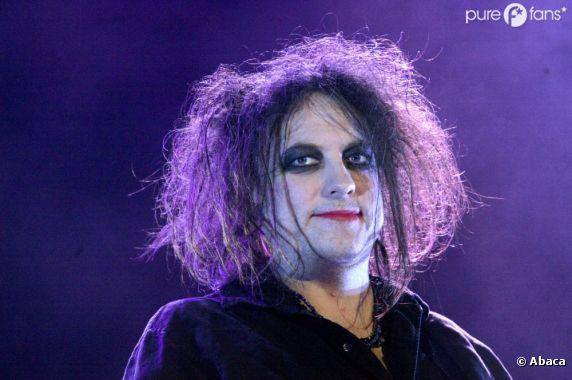The Cure sera au festival des Vieilles Charrues 2012