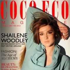 """Shailene Woodley pour Coco Eco : """"George Clooney est intimidant"""""""
