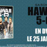 Hawaii 5-0 : la saison 1 en DVD : un extrait du bêtisier inédit (VIDEO)