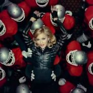 Madonna : Give Me All Your Luvin, clip provocateur, punchy et sexy (VIDEO)