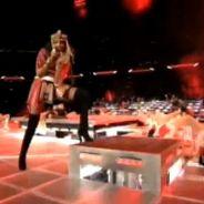 Madonna : le doigt d'honneur de M.I.A. au Super Bowl gâche la fête (VIDEO)
