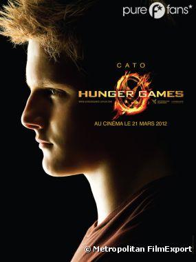 Alexander Ludwig jouera Cato dans Hunger Games