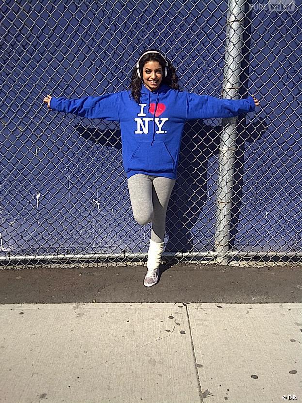 Tal à New York pour son nouveau clip