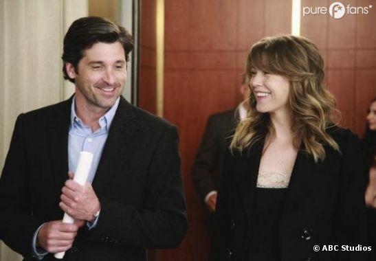 Meredith et Derek toujours amoureux