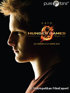 Alexander Ludwig sera Cato dans Hunger Games