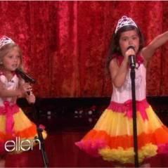 Sophia Grace et Rosie mettent le feu au Ellen Show avec une reprise de Moment 4 Life (VIDEO)