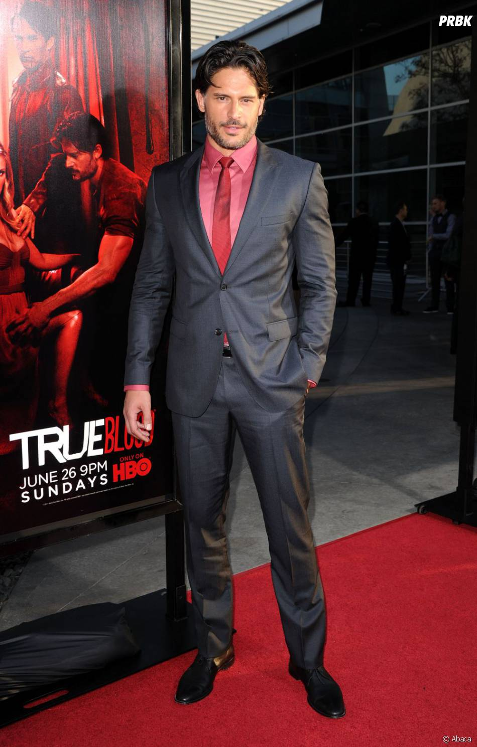 Joe Manganiello, toujours à fond sur True Blood