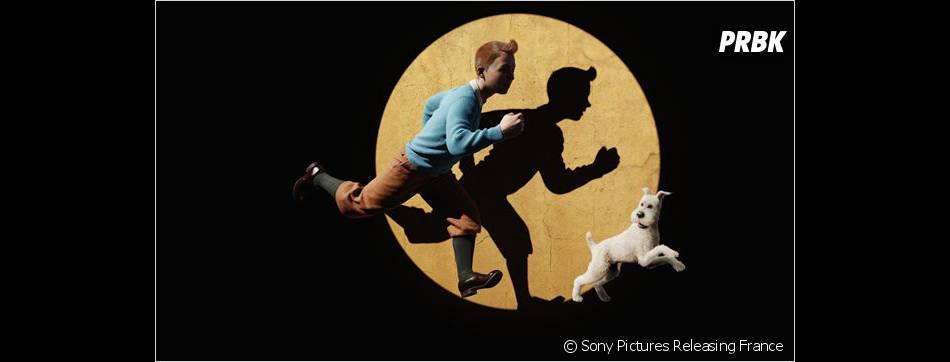 Milou est une star à part entière des Aventures de Tintin : le Secret de la Licorne