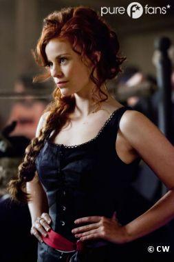 Sage débarque dans Vampire Diaries