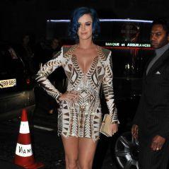 Katy Perry à Paris : une robe ultra-courte pour séduire un frenchy ? (PHOTOS)