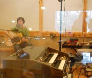 Ramon Mirabet en studio