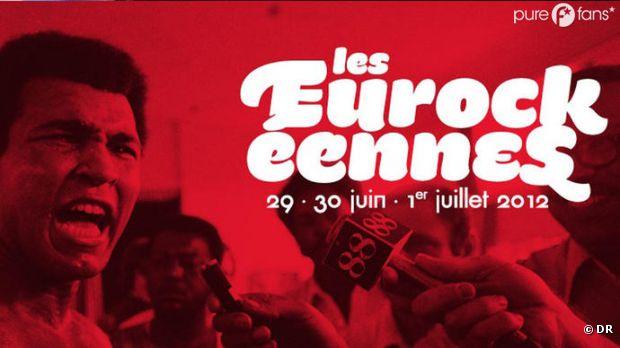 Les Eurockéennes de Belfort 2012 sous le signe de Mohamed Ali