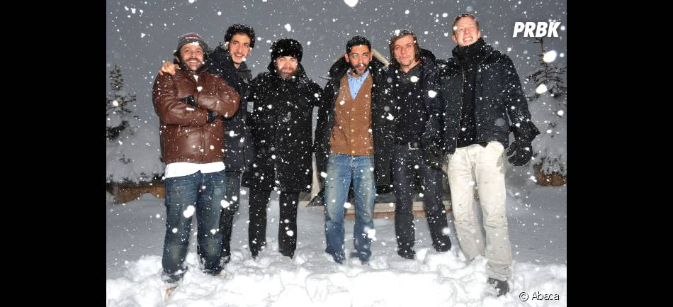 Radiostars dans la neige