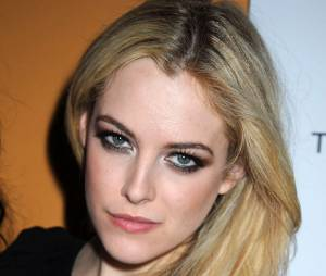 Riley Keough, sur le tapis rouge