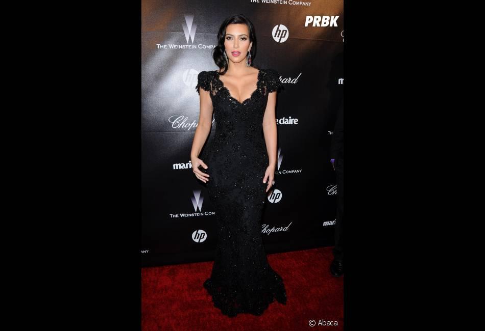Kim Kardashian bientôt rasée ?