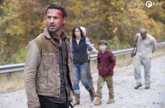 Rick se met tout le monde à dos dans The Walking Dead