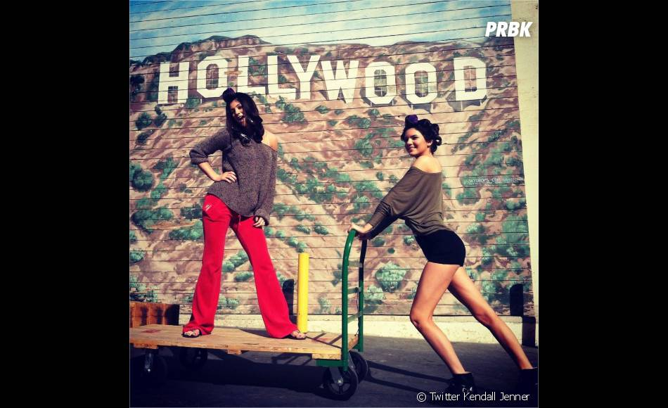 Kendall Jenner fait son show