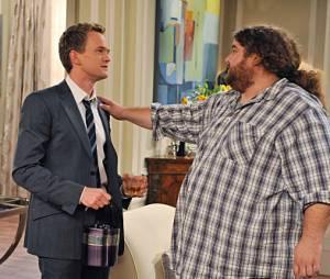 Jorge Garcia dans la saison 6 d'How I Met Your Mother