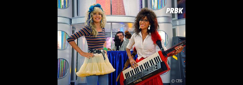 Nicole Scherzinger dans le rôle d'une amie de Robin
