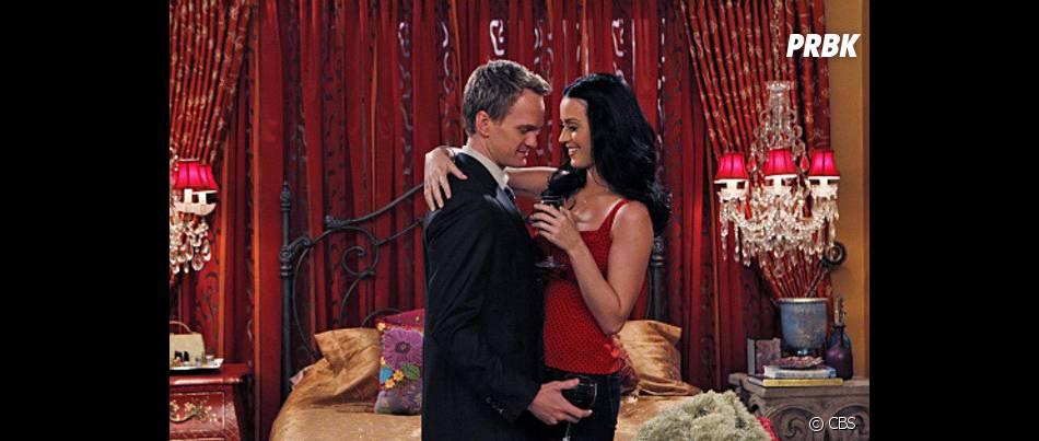 Katy Perry en mode séduction avec Barney