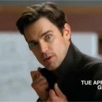 Glee saison 3 : Matt Bomer, un grand frère charmeur et un peu crâneur (SPOILER)