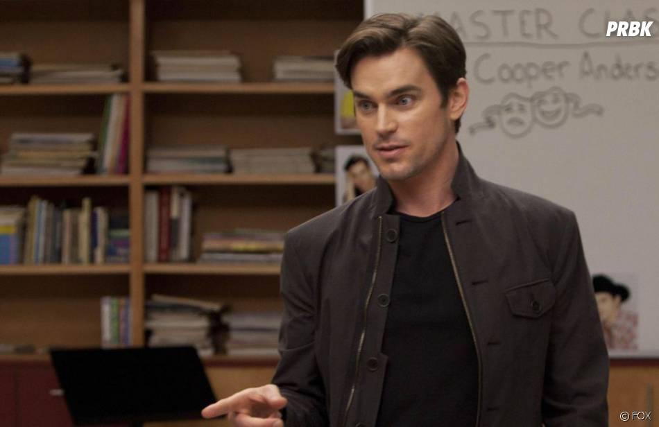 Matt Bomer, charmeur et crâneur dans Glee