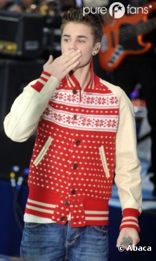 Justin Bieber, oups quel farceur!