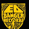 Le logo du label Ed Banger records
