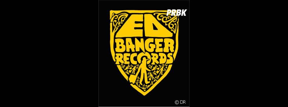 Le logo du label Ed Banger records