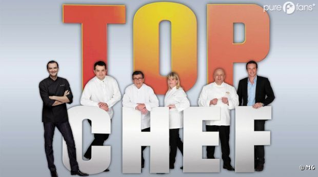 La finale de Top Chef, c'est lundi 9 avril sur M6