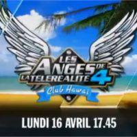 Les Anges De La Télé Réalité 4 : Club Hawai dévoilé (VIDEO)