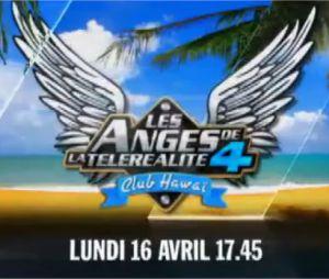 Le teaser des Anges De La Télé Réalité : Club Hawai