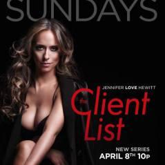 Jennifer Love Hewitt : ses seins choquent l'Amérique, buzz pour The Client List (PHOTOS)