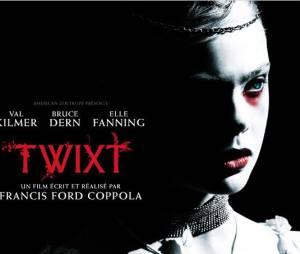 L'affiche du film Twixt avec la jolie Elle Fanning