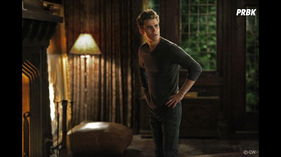 Paul Wesley parle de Damon et Stefan