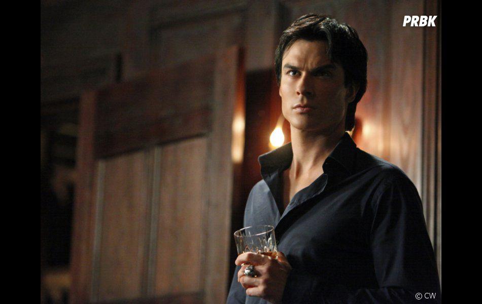 Ian Somerhalder promet une scène émouvante entre Damon et Elena