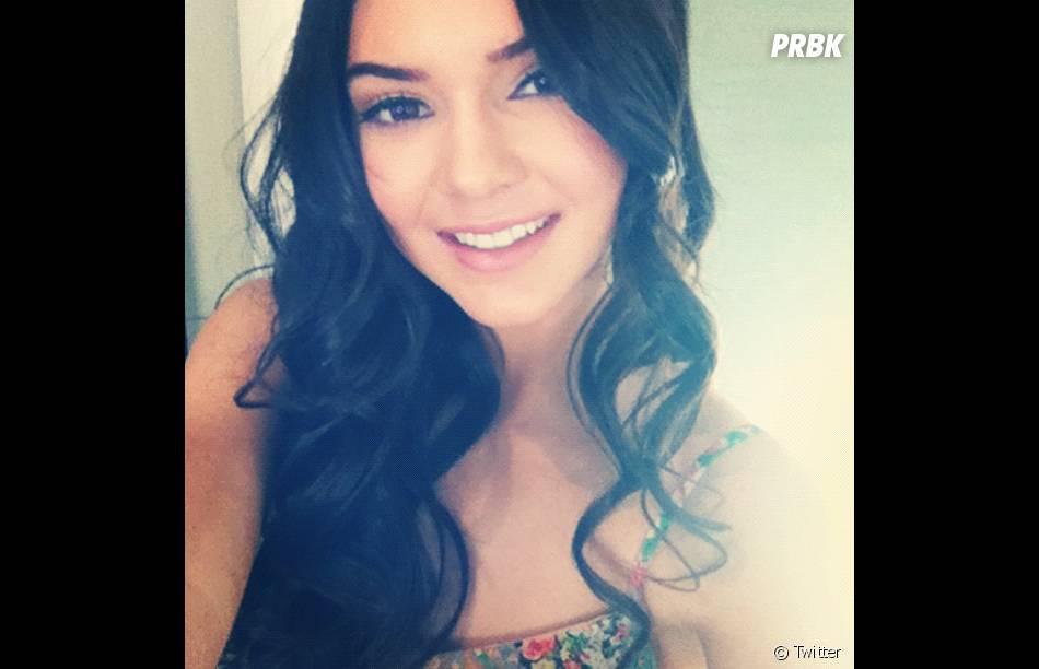 Kendall Jenner trop mignonne