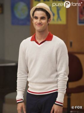 Blaine passera au second plan pour la fin de la saison
