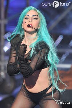 Lady Gaga Reine de la pop