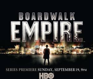 L'affiche de Boardwalk Empire
