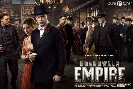 Boardwalk Empire revient à l'automne 2012 pour la saison 3