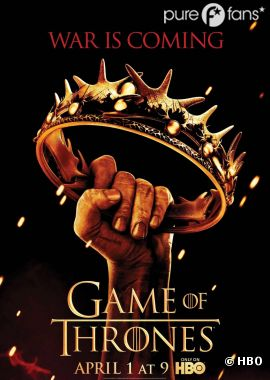 La saison 2 de Game of Thrones continue tous les dimanches sur HBO.