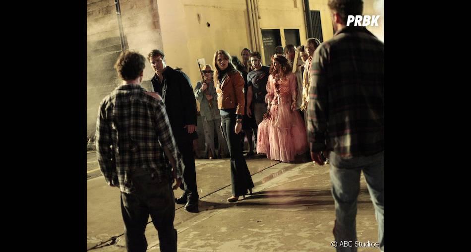 Walking Dead s'invite dans Castle