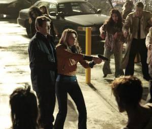 Castle et Beckett contre les zombies dans Undead Again
